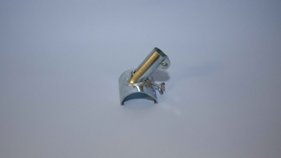 BRUSH CLAMP SMALL EA                            AVAILABLE INDIVIDUALLY OR BOXED