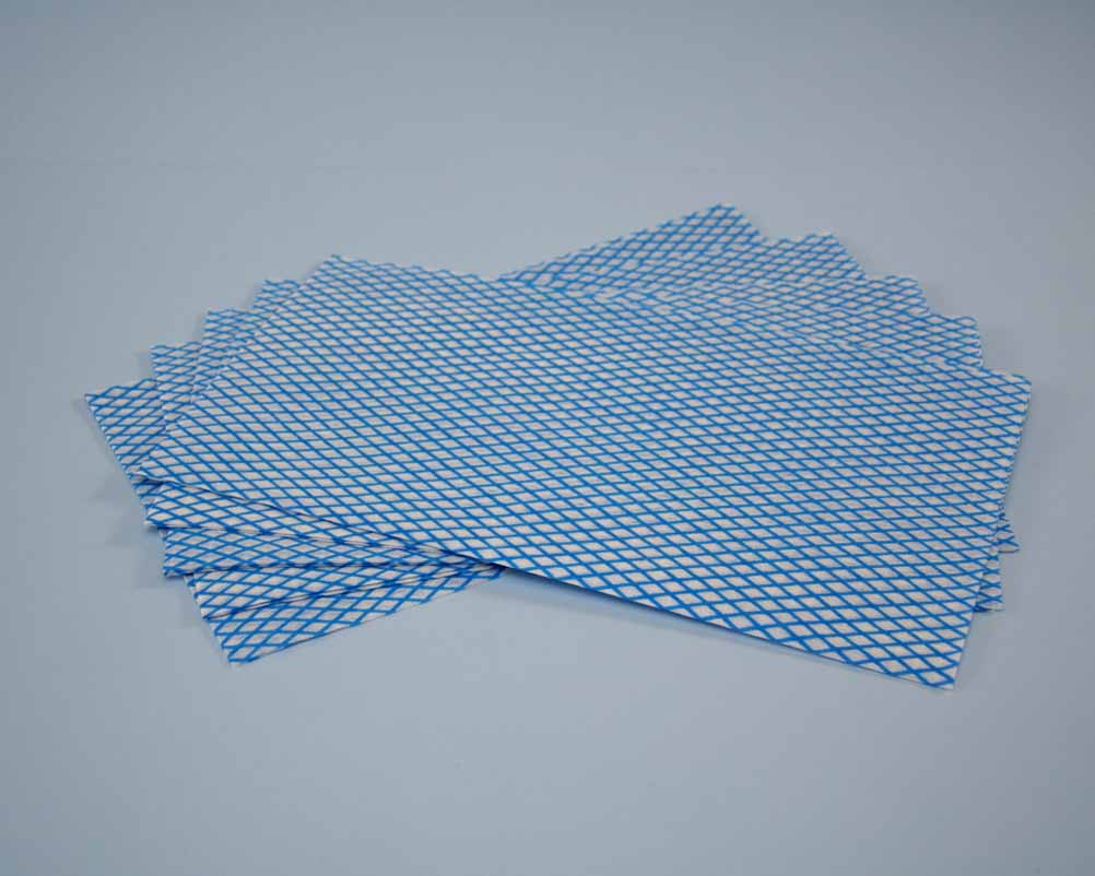 MULTI PURPOSE NON-WOVEN CLOTH - BLUE
