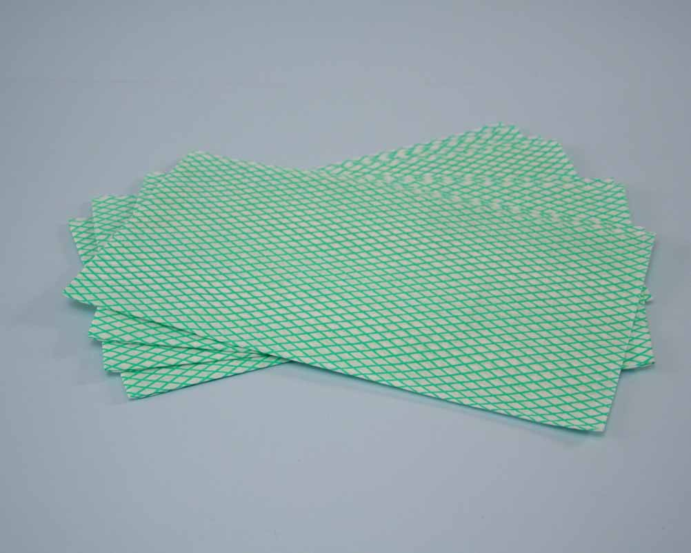 MULTI PURPOSE NON-WOVEN CLOTH - GREEN