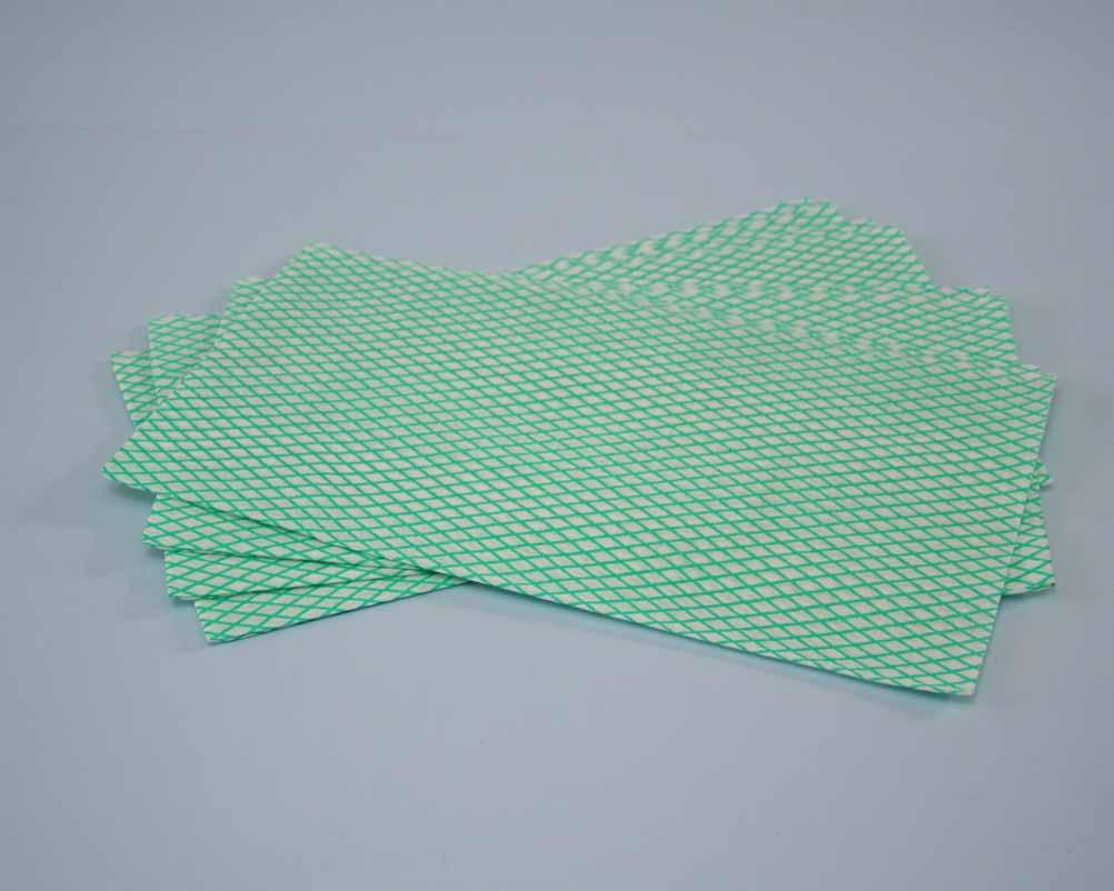Nwlw5035sp G Multi Purpose Non Woven Cloth Green